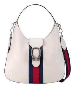 42d0493c64ca White Gucci Hobo Bags - Up to 90% off at Tradesy