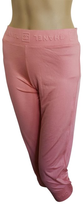 Item - Pink Coral Sport Monogram Mid-rise Cropped Leggings Size 4 (S, 27)