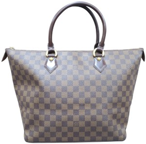 Louis Vuitton Lv Saleya Canvas Tote in Brown