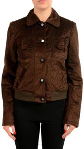 CoSTUME NATIONAL Brown Jacket