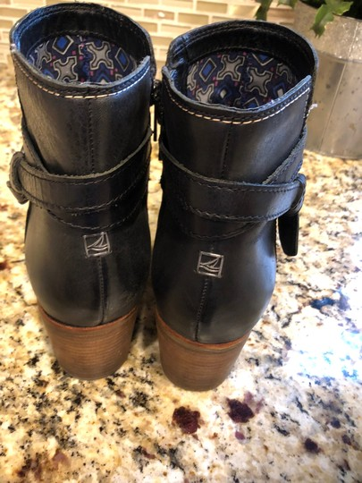 Sperry Black Boots Image 2