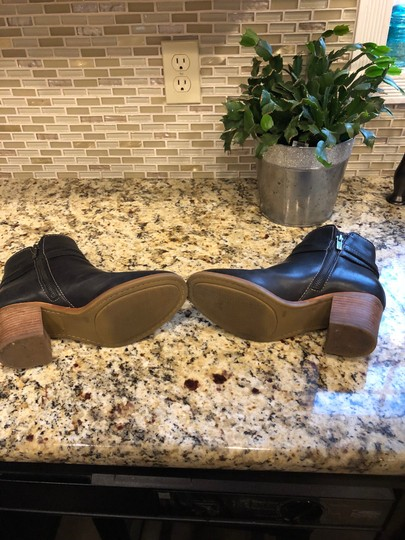 Sperry Black Boots Image 3