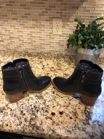 Sperry Black Boots Image 4