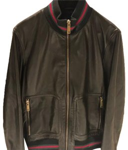 Gucci Leather Jackets - Up to 70% off at Tradesy 200e999c8
