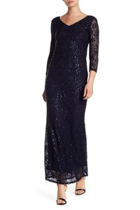 Marina Lace Gown Mother Of Bride Maxi Dress