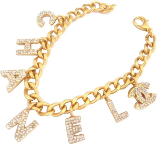 Preload https://img-static.tradesy.com/item/24163064/chanel-gold-plated-cc-logo-crystal-double-sided-chain-bracelet-0-1-540-540.jpg