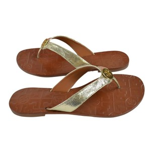1d998b0fd05f04 Tory Burch Thora Sandals - Up to 70% off at Tradesy (Page 2)