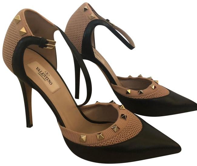 Item - Black Nude Mary Jane T 105 Formal Shoes Size EU 39 (Approx. US 9) Regular (M, B)