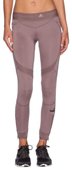 Item - Taupe Zip Ankle Activewear Bottoms Size 8 (M, 29, 30)