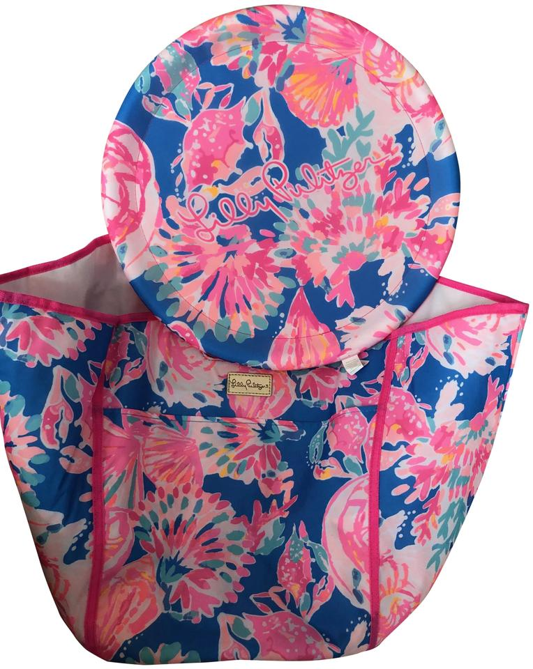 Fantastic Lilly Pulitzer Beverage Tote And Flying Frisbee Disc Bennet Blue Bay Dreaming Printed Matte Poly Beach Bag 53 Off Retail Alphanode Cool Chair Designs And Ideas Alphanodeonline
