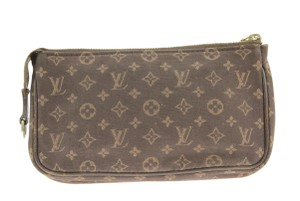 Louis Vuitton Mini Lin Pochette