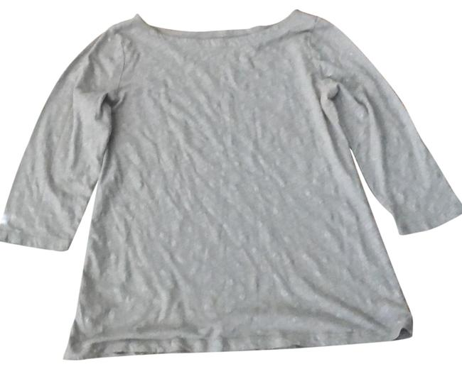 Item - Gray Silver Dots Tunic Size 8 (M)