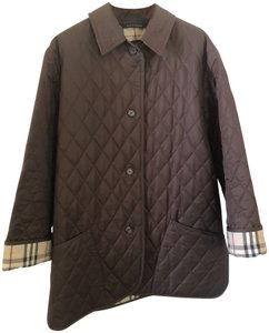 Burberry Quilted brown Jacket