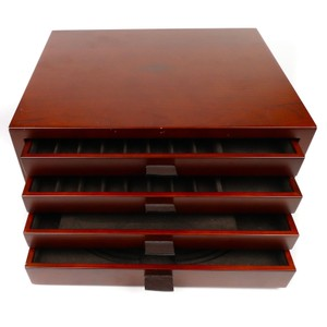 Hermès Hermes Wooden Large Rectangular Jewelry Box