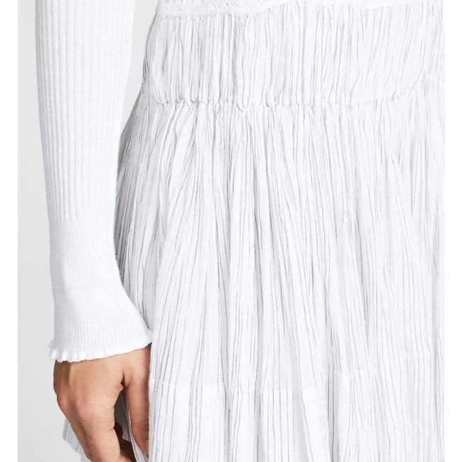 Vince Mini Skirt White