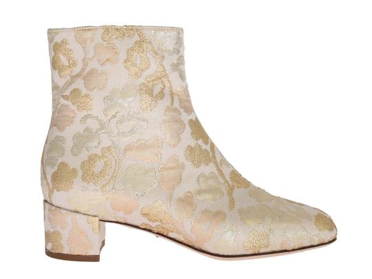 Preload https://img-static.tradesy.com/item/24165538/dolce-and-gabbana-dolce-and-gabbana-gold-floral-brocade-ankle-boots-pumps-size-us-65-regular-m-b-0-0-540-540.jpg