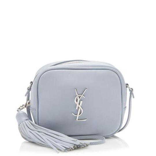 Preload https://img-static.tradesy.com/item/24165552/saint-laurent-monogram-blogger-blue-lambskin-leather-cross-body-bag-0-0-540-540.jpg