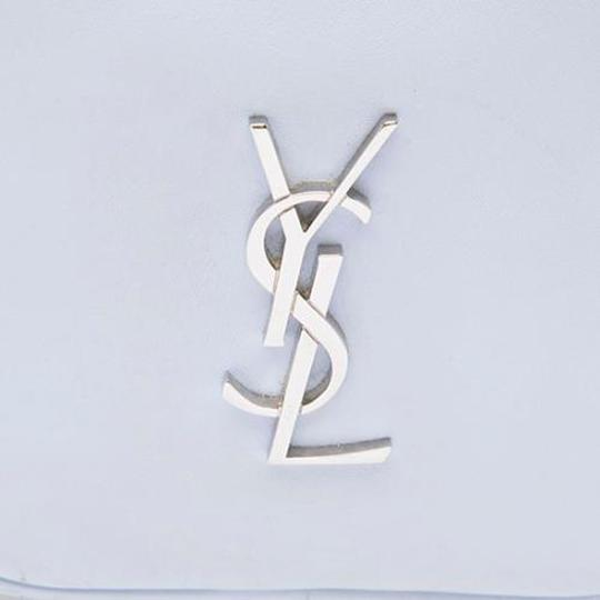 Saint Laurent Monogram Ysl Blogger Cross Body Bag