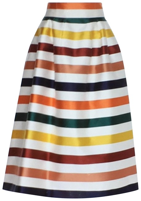 Preload https://img-static.tradesy.com/item/24165576/carolina-herrera-multicolor-striped-full-skirt-size-6-s-28-0-2-650-650.jpg