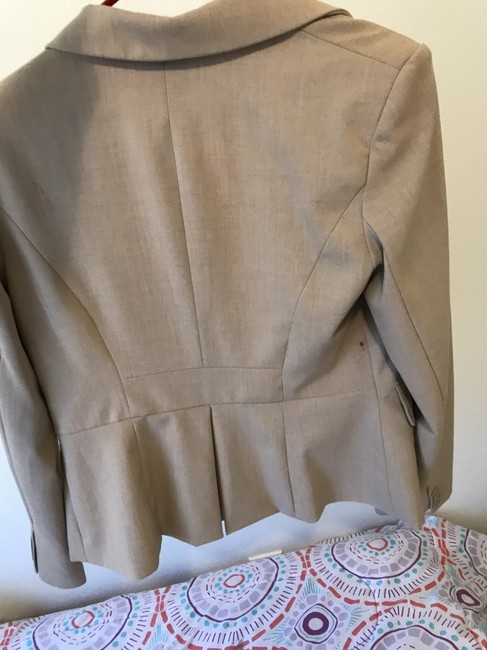 New York & Company Tan Blazer