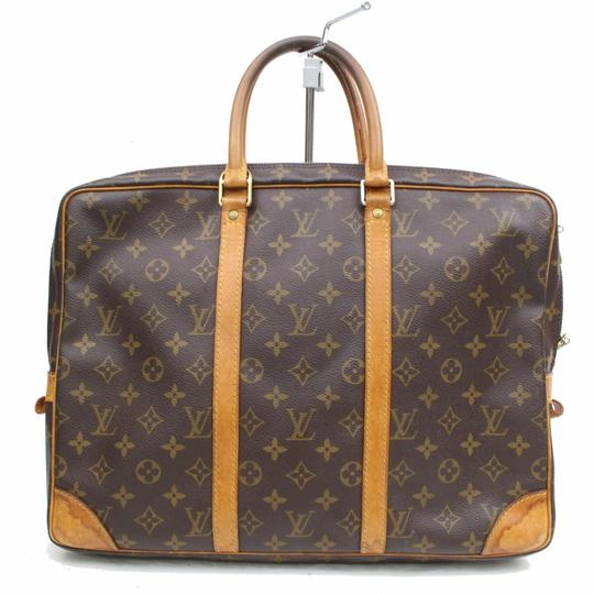Preload https://img-static.tradesy.com/item/24165598/louis-vuitton-porte-voyage-documents-brown-canvas-satchel-0-0-540-540.jpg