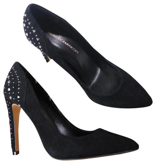 Preload https://img-static.tradesy.com/item/24165626/rebecca-minkoff-reina-black-studded-suede-heels-pumps-size-us-65-narrow-aa-n-0-1-540-540.jpg