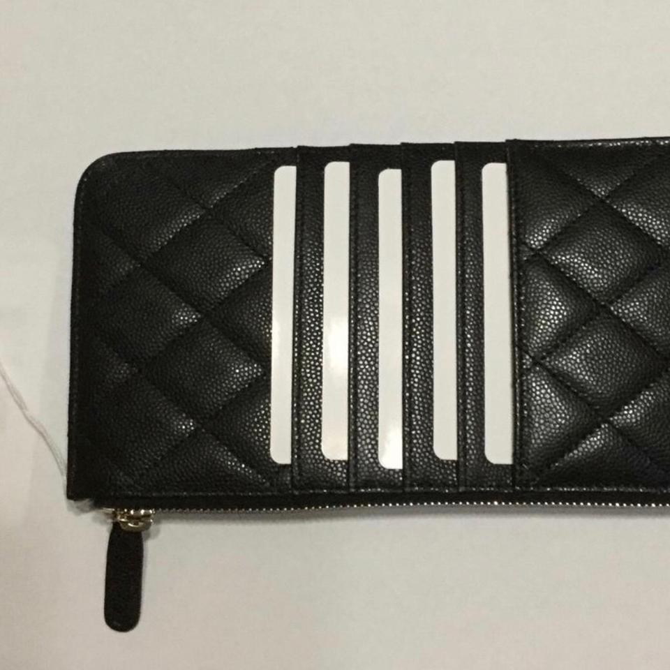 53a35f9325aa Chanel Clutch Black Clutch-phone O Case Wallet - Tradesy