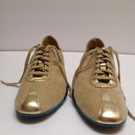Cole Haan Gold/Tan Athletic