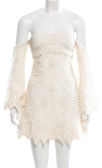 Preload https://img-static.tradesy.com/item/24165697/jonathan-simkhai-whitecream-special-lace-bustier-short-casual-dress-size-0-xs-0-2-650-650.jpg