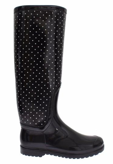 Preload https://img-static.tradesy.com/item/24165731/dolce-and-gabbana-womens-black-polka-rubber-rain-knee-bootsbooties-size-us-75-regular-m-b-0-0-540-540.jpg