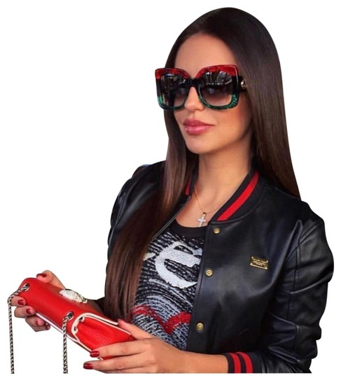 Preload https://img-static.tradesy.com/item/24165784/gucci-red-black-green-square-gg0083s-001-gradient-sunglasses-0-1-540-540.jpg