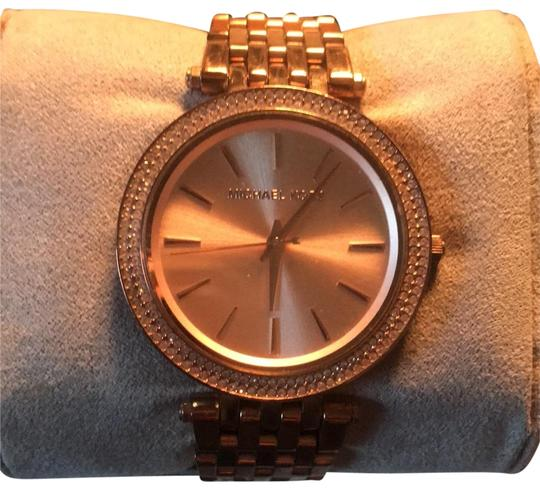 Preload https://img-static.tradesy.com/item/24165804/michael-kors-collection-rose-gold-darcy-watch-0-1-540-540.jpg