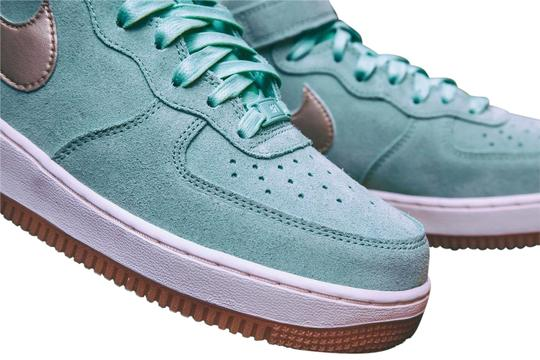 Preload https://img-static.tradesy.com/item/24165808/nike-mint-green-air-force-1-enamel-mid-sneakers-size-us-85-regular-m-b-0-1-540-540.jpg