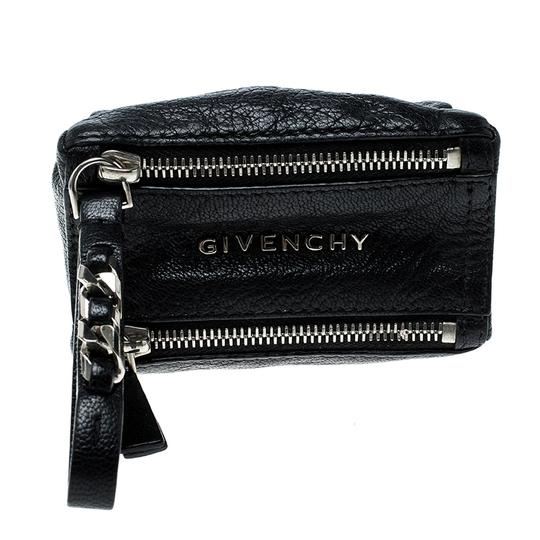 Preload https://img-static.tradesy.com/item/24165901/givenchy-black-leather-pandora-coin-purse-wallet-0-0-540-540.jpg