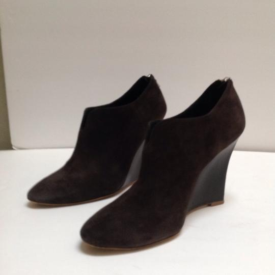 Elie Tahari Brown Boots
