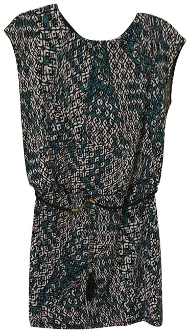 Preload https://img-static.tradesy.com/item/24165932/ab-studio-black-and-teal-0368m03-short-night-out-dress-size-4-s-0-1-650-650.jpg