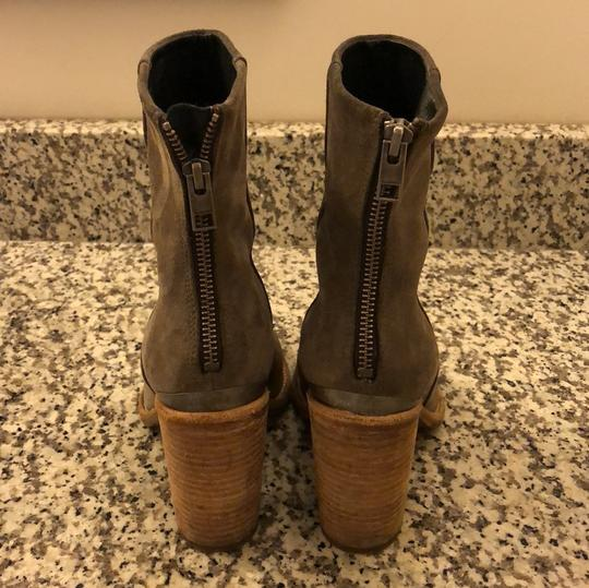 AllSaints taupe Boots