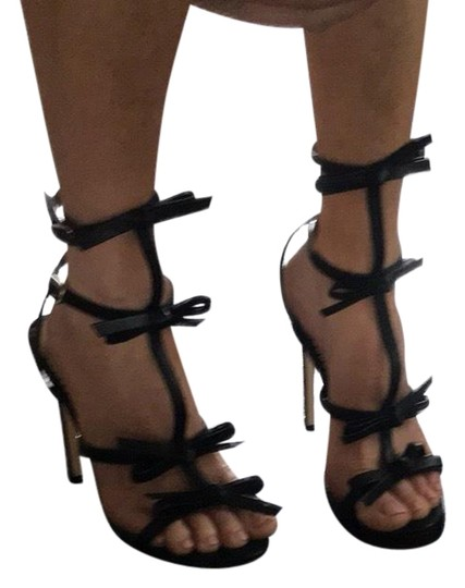 Preload https://img-static.tradesy.com/item/24165960/shoedazzle-black-bow-strappy-heels-pumps-size-us-8-regular-m-b-0-1-540-540.jpg