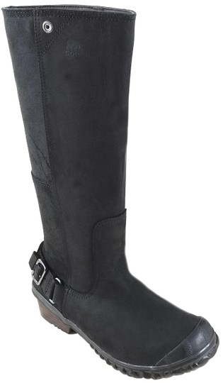 Preload https://img-static.tradesy.com/item/24165968/sorel-black-grill-slimboot-bootsbooties-size-us-85-regular-m-b-0-1-540-540.jpg