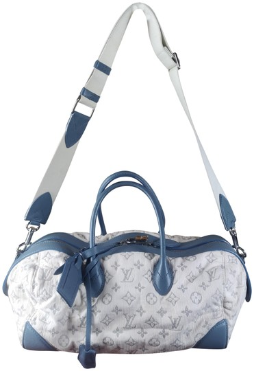 Preload https://img-static.tradesy.com/item/24165985/louis-vuitton-speedy-limited-monogram-denim-round-blue-white-canvas-and-leather-tote-0-1-540-540.jpg