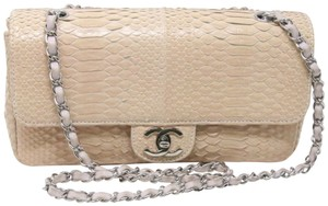 Chanel Woc Double Flap Caviar Monogram Quilted Le Boy Shoulder Bag