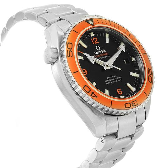 Omega Omega Seamaster Planet Ocean 45 mm Watch 232.30.46.21.01.002 Box Card