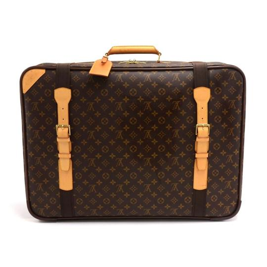 Preload https://img-static.tradesy.com/item/24166142/louis-vuitton-vintage-satellite-65-monogram-soft-sided-suitcase-brown-canvas-weekendtravel-bag-0-0-540-540.jpg