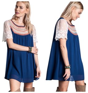 Umgee short dress on Tradesy