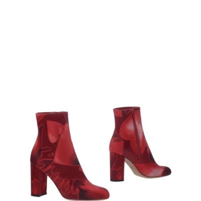 Item - Red Pink New Boots/Booties Size EU 38.5 (Approx. US 8.5) Regular (M, B)