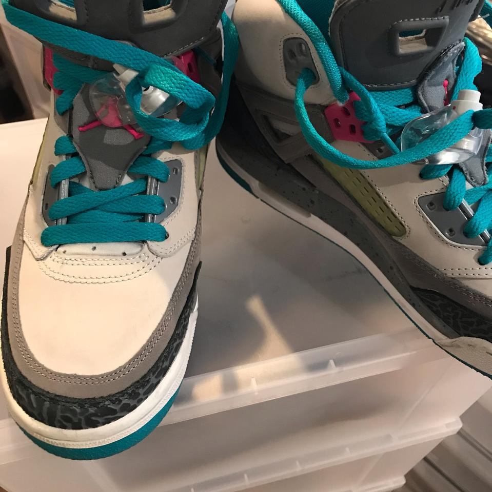 36a08583748 Spizike Gs Miami Vice Sneakers