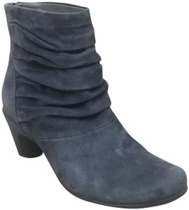 Earthies Suede Slate Boots