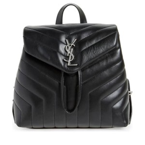 Saint Laurent Loulou Small Backpack
