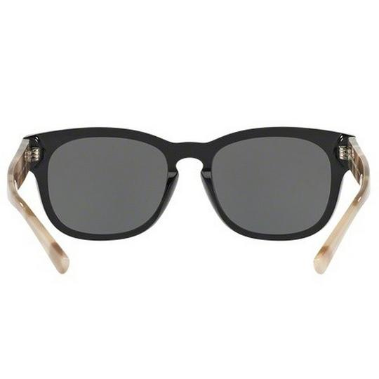 Burberry Square Style Unisex Black Frame with Grey Lens