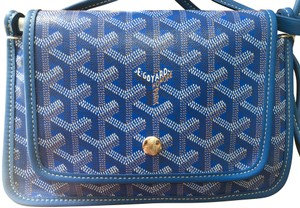 Goyard Canvas Cross Body Bag